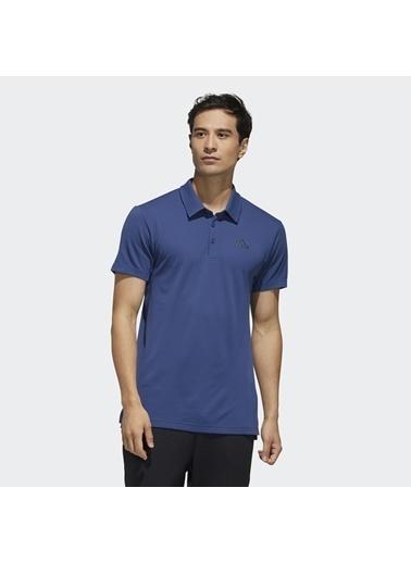 adidas Erkek Heat.Rdy Colorblocke Tişört 284558 Mavi